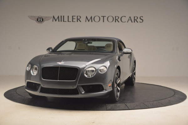 Used 2013 Bentley Continental GT V8 Le Mans Edition, 1 of 48 for sale Sold at Pagani of Greenwich in Greenwich CT 06830 14