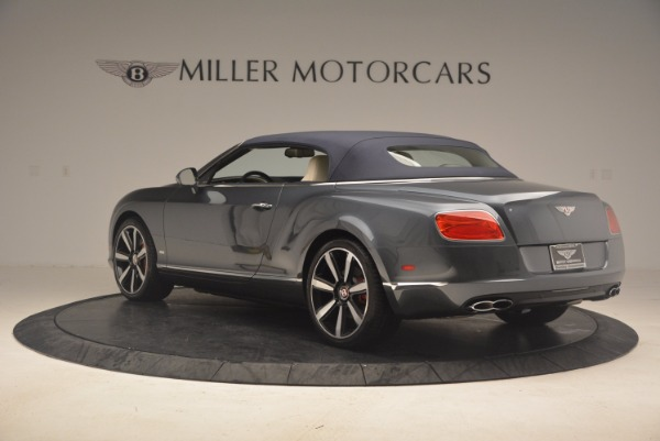Used 2013 Bentley Continental GT V8 Le Mans Edition, 1 of 48 for sale Sold at Pagani of Greenwich in Greenwich CT 06830 17