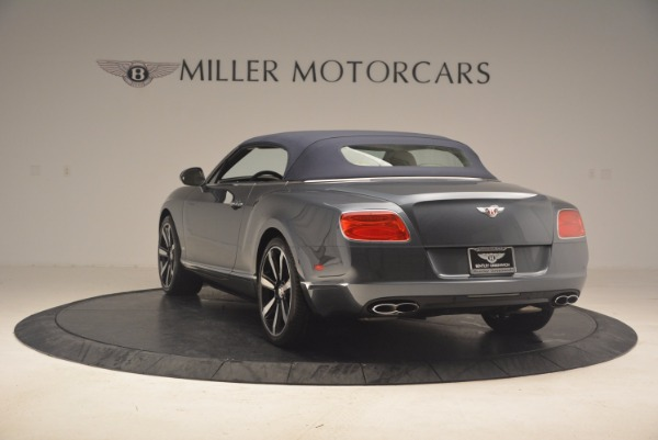Used 2013 Bentley Continental GT V8 Le Mans Edition, 1 of 48 for sale Sold at Pagani of Greenwich in Greenwich CT 06830 18