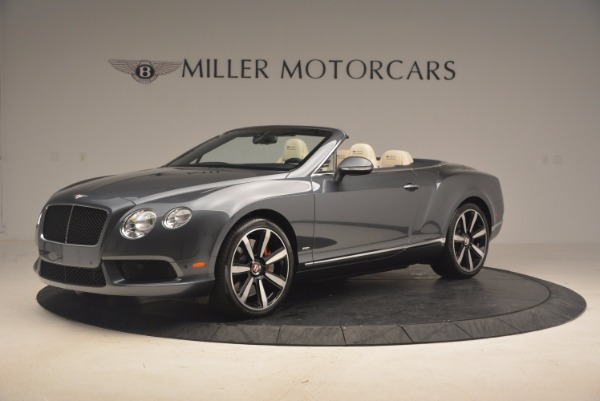Used 2013 Bentley Continental GT V8 Le Mans Edition, 1 of 48 for sale Sold at Pagani of Greenwich in Greenwich CT 06830 2