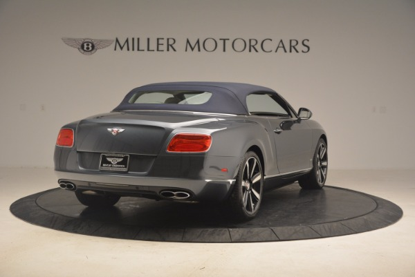 Used 2013 Bentley Continental GT V8 Le Mans Edition, 1 of 48 for sale Sold at Pagani of Greenwich in Greenwich CT 06830 20