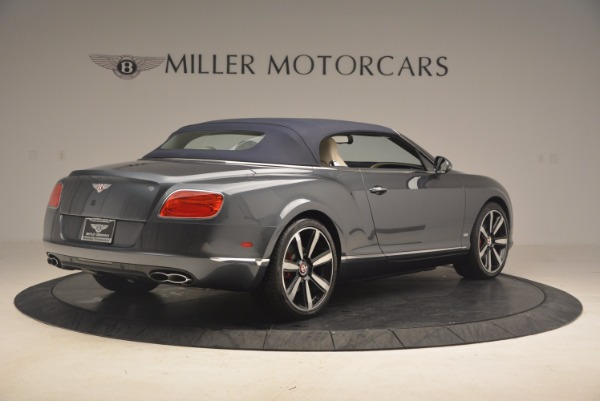 Used 2013 Bentley Continental GT V8 Le Mans Edition, 1 of 48 for sale Sold at Pagani of Greenwich in Greenwich CT 06830 21