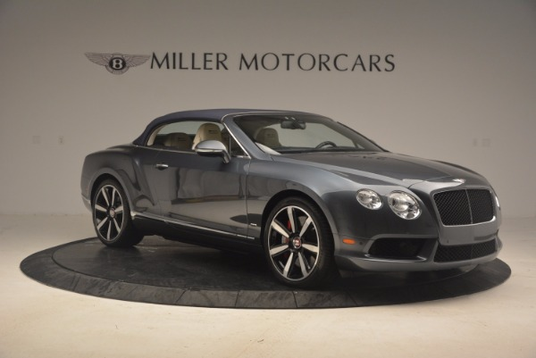 Used 2013 Bentley Continental GT V8 Le Mans Edition, 1 of 48 for sale Sold at Pagani of Greenwich in Greenwich CT 06830 23