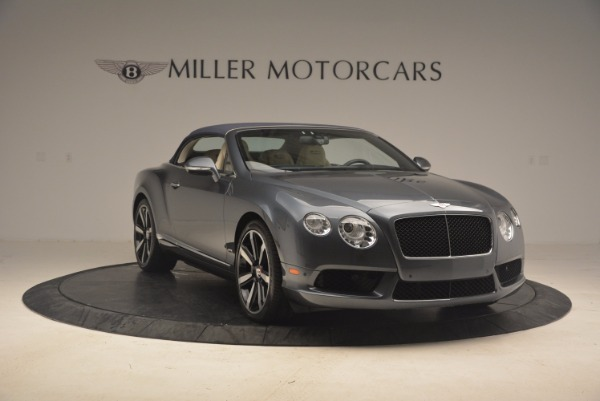 Used 2013 Bentley Continental GT V8 Le Mans Edition, 1 of 48 for sale Sold at Pagani of Greenwich in Greenwich CT 06830 24