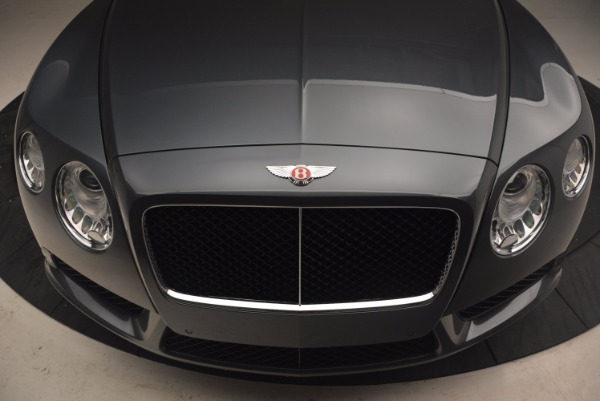Used 2013 Bentley Continental GT V8 Le Mans Edition, 1 of 48 for sale Sold at Pagani of Greenwich in Greenwich CT 06830 25
