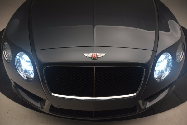 Used 2013 Bentley Continental GT V8 Le Mans Edition, 1 of 48 for sale Sold at Pagani of Greenwich in Greenwich CT 06830 26