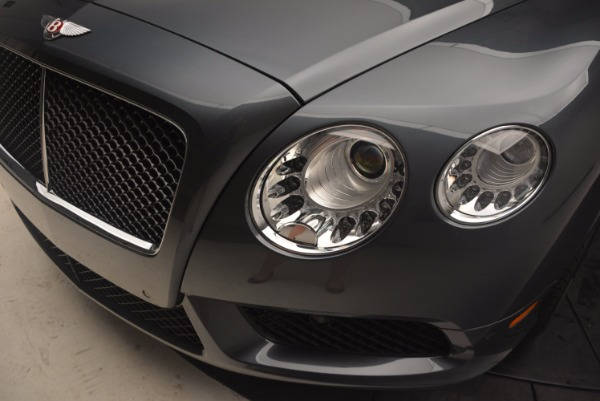 Used 2013 Bentley Continental GT V8 Le Mans Edition, 1 of 48 for sale Sold at Pagani of Greenwich in Greenwich CT 06830 27