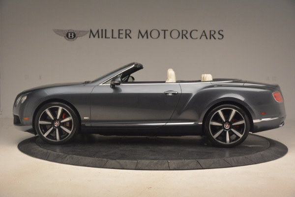 Used 2013 Bentley Continental GT V8 Le Mans Edition, 1 of 48 for sale Sold at Pagani of Greenwich in Greenwich CT 06830 3