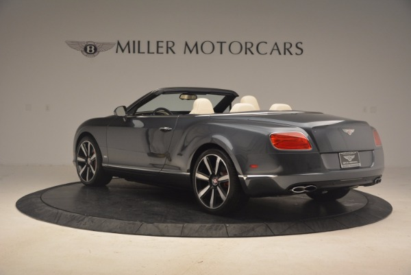 Used 2013 Bentley Continental GT V8 Le Mans Edition, 1 of 48 for sale Sold at Pagani of Greenwich in Greenwich CT 06830 4