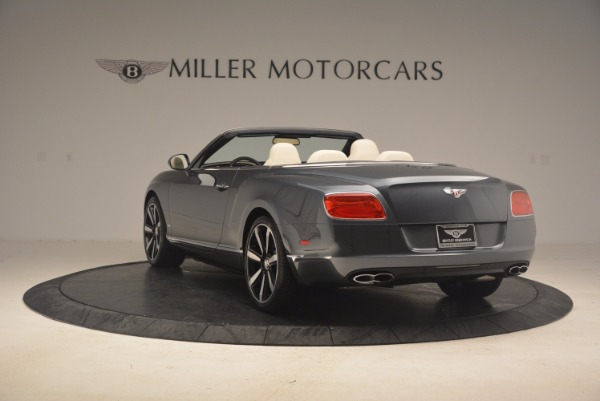Used 2013 Bentley Continental GT V8 Le Mans Edition, 1 of 48 for sale Sold at Pagani of Greenwich in Greenwich CT 06830 5