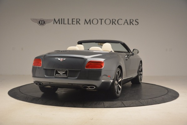 Used 2013 Bentley Continental GT V8 Le Mans Edition, 1 of 48 for sale Sold at Pagani of Greenwich in Greenwich CT 06830 7