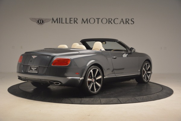 Used 2013 Bentley Continental GT V8 Le Mans Edition, 1 of 48 for sale Sold at Pagani of Greenwich in Greenwich CT 06830 8