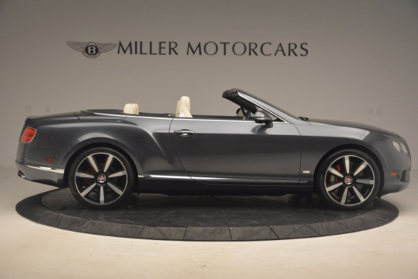 Used 2013 Bentley Continental GT V8 Le Mans Edition, 1 of 48 for sale Sold at Pagani of Greenwich in Greenwich CT 06830 9