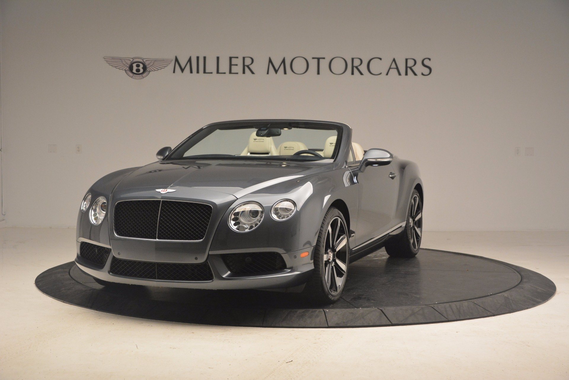 Used 2013 Bentley Continental GT V8 Le Mans Edition, 1 of 48 for sale Sold at Pagani of Greenwich in Greenwich CT 06830 1