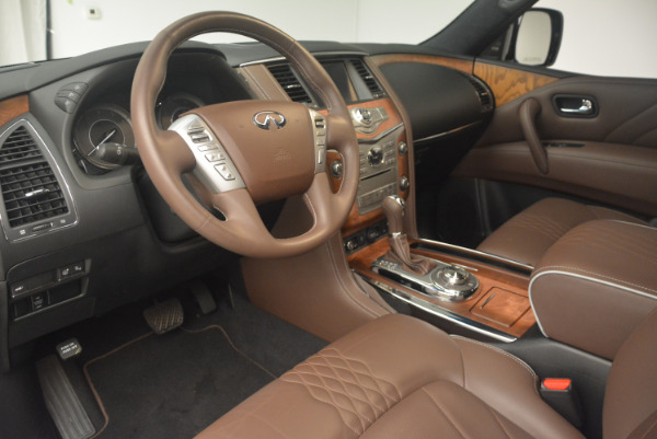 Used 2015 INFINITI QX80 Limited 4WD for sale Sold at Pagani of Greenwich in Greenwich CT 06830 15