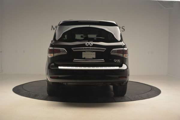 Used 2015 INFINITI QX80 Limited 4WD for sale Sold at Pagani of Greenwich in Greenwich CT 06830 6