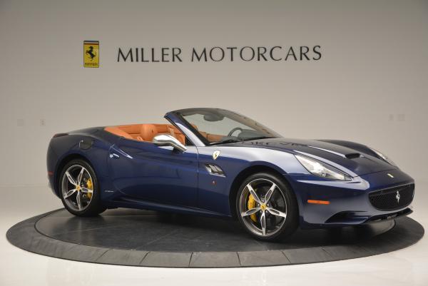Used 2013 Ferrari California 30 for sale Sold at Pagani of Greenwich in Greenwich CT 06830 10