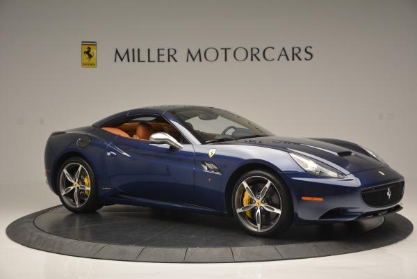 Used 2013 Ferrari California 30 for sale Sold at Pagani of Greenwich in Greenwich CT 06830 22
