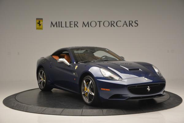 Used 2013 Ferrari California 30 for sale Sold at Pagani of Greenwich in Greenwich CT 06830 23