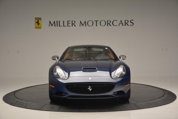 Used 2013 Ferrari California 30 for sale Sold at Pagani of Greenwich in Greenwich CT 06830 24