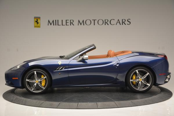 Used 2013 Ferrari California 30 for sale Sold at Pagani of Greenwich in Greenwich CT 06830 3