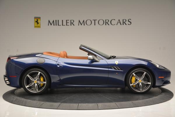 Used 2013 Ferrari California 30 for sale Sold at Pagani of Greenwich in Greenwich CT 06830 9