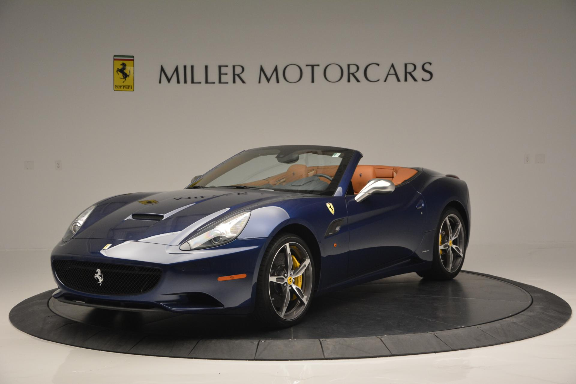 Used 2013 Ferrari California 30 for sale Sold at Pagani of Greenwich in Greenwich CT 06830 1