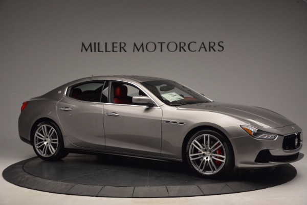 Used 2015 Maserati Ghibli S Q4 for sale Sold at Pagani of Greenwich in Greenwich CT 06830 10