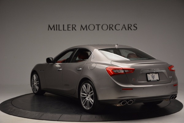 Used 2015 Maserati Ghibli S Q4 for sale Sold at Pagani of Greenwich in Greenwich CT 06830 5
