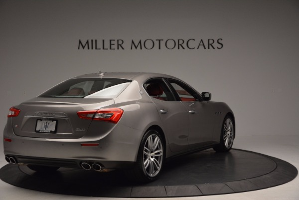 Used 2015 Maserati Ghibli S Q4 for sale Sold at Pagani of Greenwich in Greenwich CT 06830 7