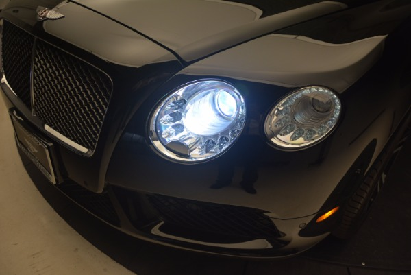Used 2013 Bentley Continental GT V8 for sale Sold at Pagani of Greenwich in Greenwich CT 06830 16