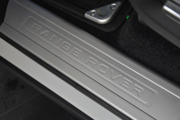 Used 2015 Land Rover Range Rover Supercharged for sale Sold at Pagani of Greenwich in Greenwich CT 06830 20