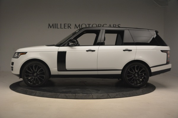 Used 2015 Land Rover Range Rover Supercharged for sale Sold at Pagani of Greenwich in Greenwich CT 06830 3
