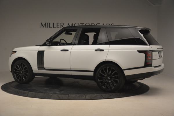 Used 2015 Land Rover Range Rover Supercharged for sale Sold at Pagani of Greenwich in Greenwich CT 06830 4