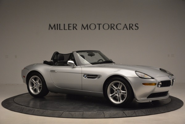 Used 2001 BMW Z8 for sale Sold at Pagani of Greenwich in Greenwich CT 06830 10