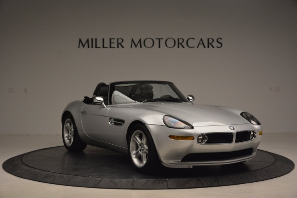 Used 2001 BMW Z8 for sale Sold at Pagani of Greenwich in Greenwich CT 06830 11
