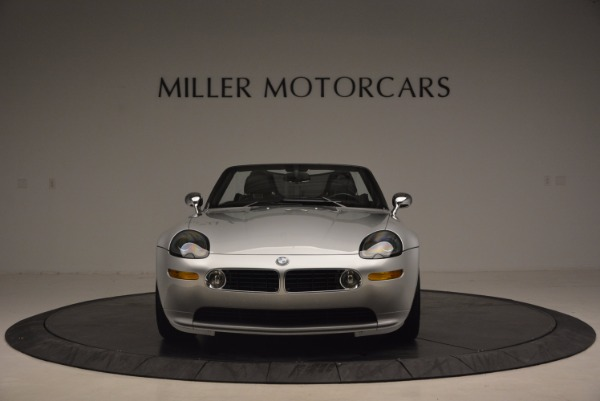 Used 2001 BMW Z8 for sale Sold at Pagani of Greenwich in Greenwich CT 06830 12