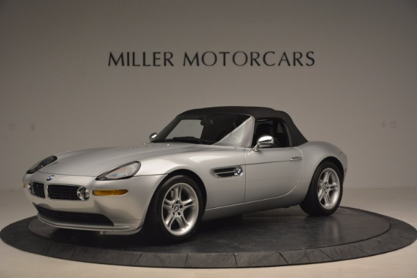 Used 2001 BMW Z8 for sale Sold at Pagani of Greenwich in Greenwich CT 06830 14