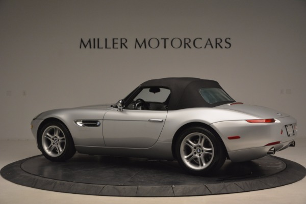 Used 2001 BMW Z8 for sale Sold at Pagani of Greenwich in Greenwich CT 06830 16