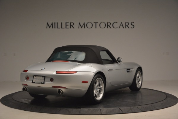 Used 2001 BMW Z8 for sale Sold at Pagani of Greenwich in Greenwich CT 06830 19