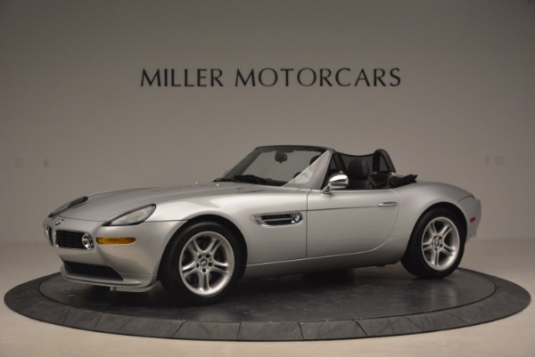Used 2001 BMW Z8 for sale Sold at Pagani of Greenwich in Greenwich CT 06830 2