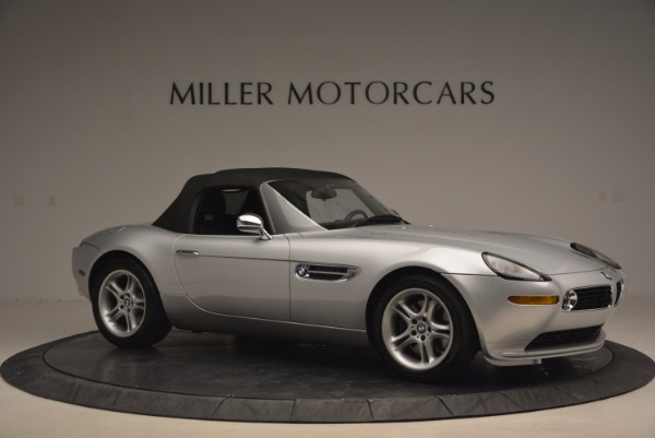 Used 2001 BMW Z8 for sale Sold at Pagani of Greenwich in Greenwich CT 06830 22