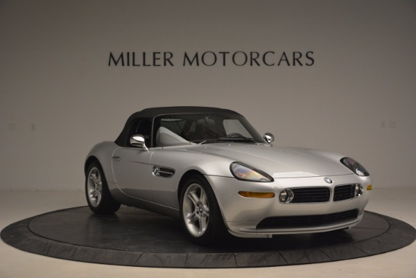 Used 2001 BMW Z8 for sale Sold at Pagani of Greenwich in Greenwich CT 06830 23