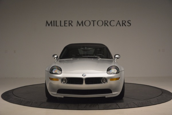 Used 2001 BMW Z8 for sale Sold at Pagani of Greenwich in Greenwich CT 06830 24