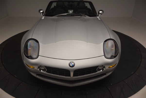 Used 2001 BMW Z8 for sale Sold at Pagani of Greenwich in Greenwich CT 06830 25