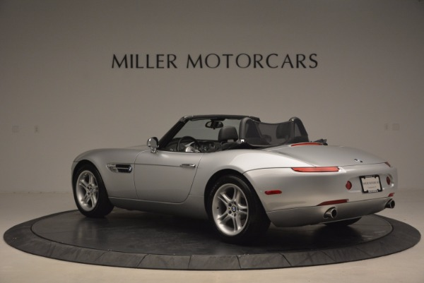 Used 2001 BMW Z8 for sale Sold at Pagani of Greenwich in Greenwich CT 06830 5