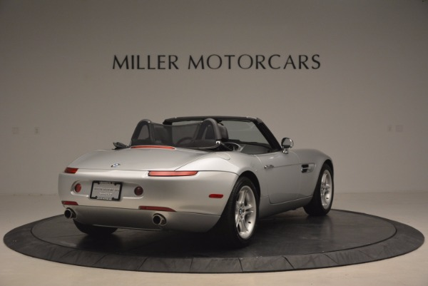 Used 2001 BMW Z8 for sale Sold at Pagani of Greenwich in Greenwich CT 06830 7