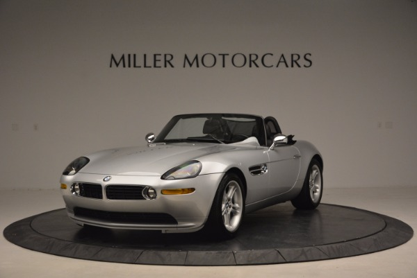 Used 2001 BMW Z8 for sale Sold at Pagani of Greenwich in Greenwich CT 06830 1