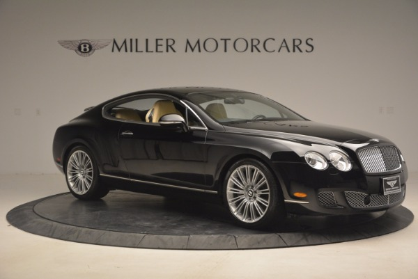 Used 2010 Bentley Continental GT Speed for sale Sold at Pagani of Greenwich in Greenwich CT 06830 10