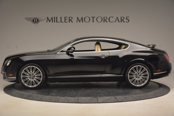 Used 2010 Bentley Continental GT Speed for sale Sold at Pagani of Greenwich in Greenwich CT 06830 3